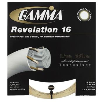 Gamma Revelation 16 String