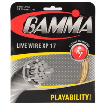 Gamma Live Wire XP 17 Natural String