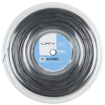 Luxilon Alu Power 125 Silver Reel 220m String