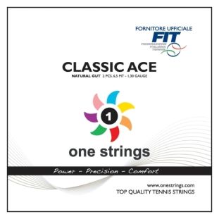 One Strings Classic Ace Natural Gut String