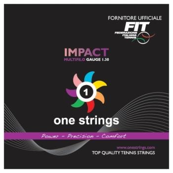 One Strings Impact 1.30 Black String