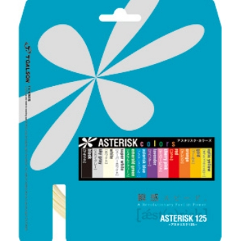 Toalson Asterisk 125 Colour String