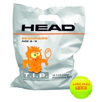 Head T.I.P. Orange Ball 72-ball Bag